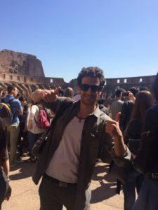 Gita di classe a Roma
