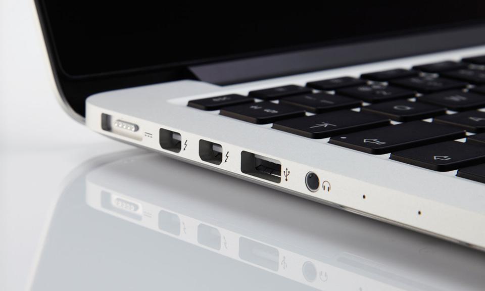usb macbook not working